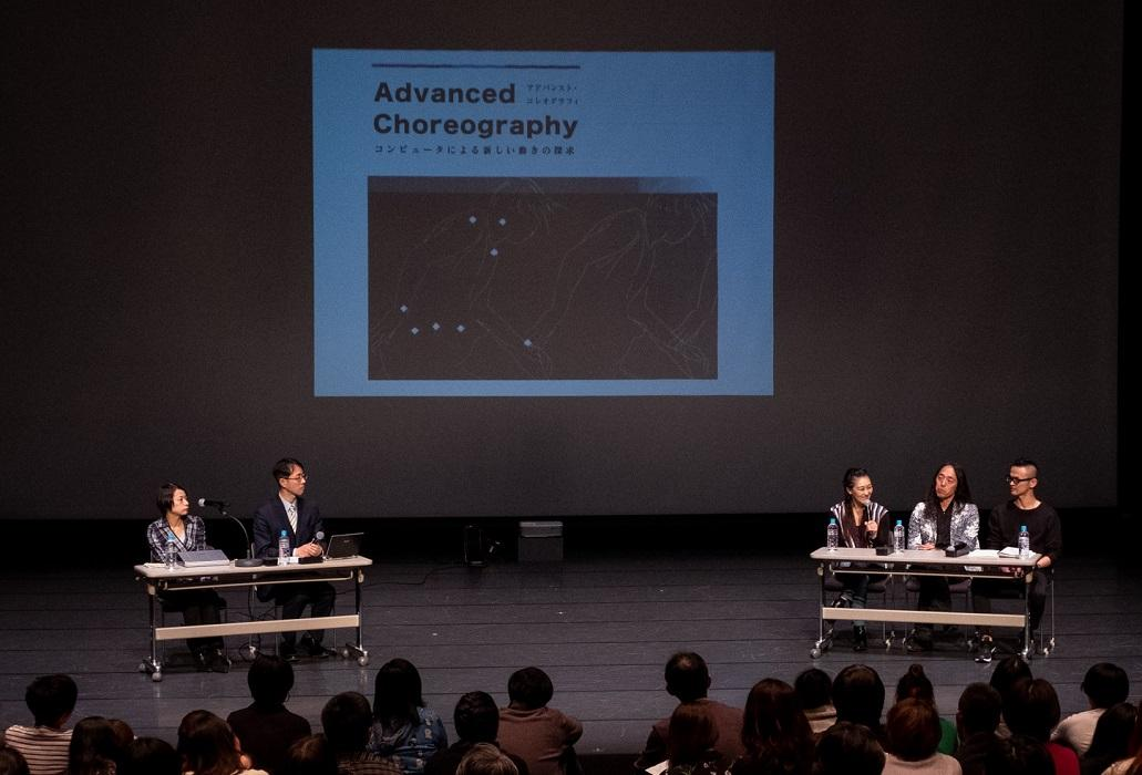 Advanced Choreography 2018の様子 (C)Naoshi Hatori