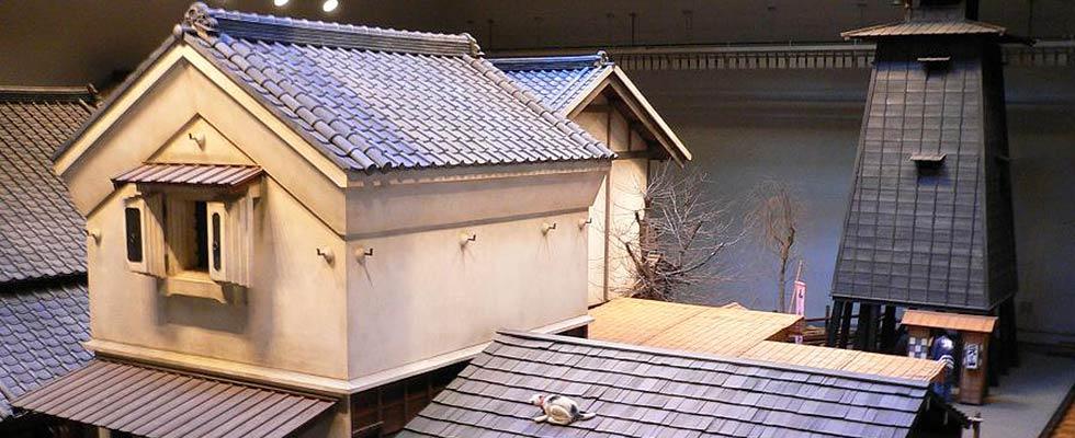東京にあるおすすめミュージアム 深川江戸資料館